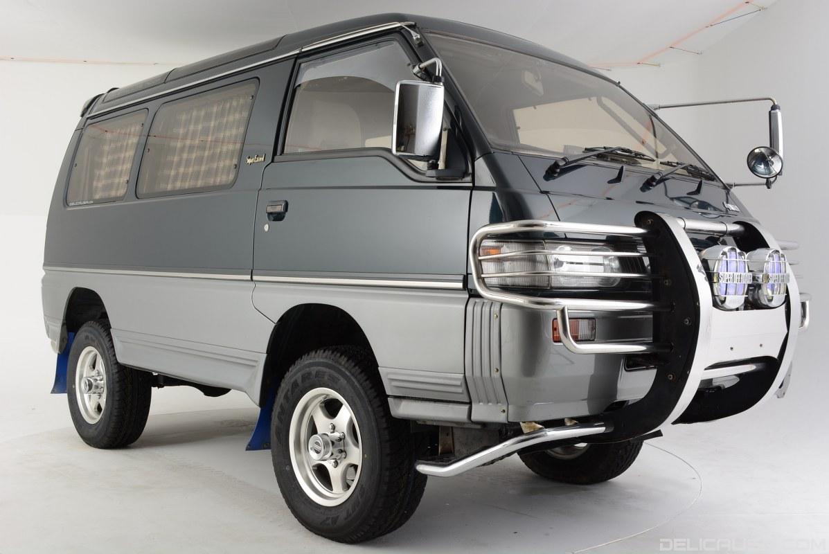 1992 Mitsubishi Delica Super Exceed